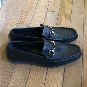 9df532bca89a7 Gucci Shoes   Womens Moca Pelle S Gomma Loafers   Poshmark
